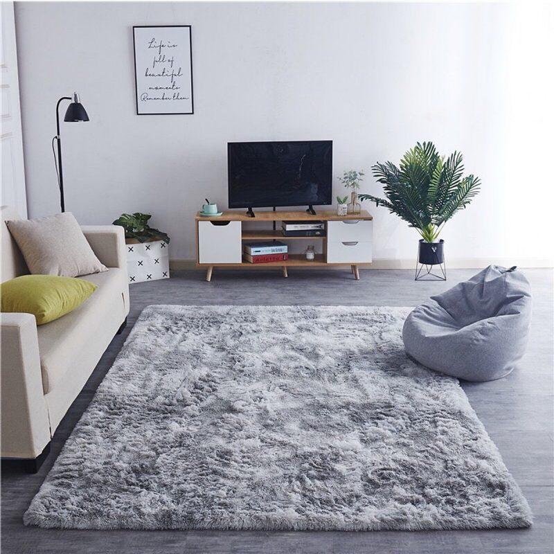 Hạn chế dùng thảm trải sàn