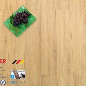 Sàn gỗ Morser 12mm cốt trắng MF117