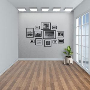 Sàn gỗ Charm Wood 8mm cốt xanh K984 chính hãng