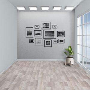 Sàn gỗ Charm Wood 8mm cốt xanh K986 chính hãng