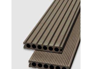 Sàn gỗ ngoài trời AWood HD140x25 Coffee