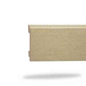 Len chân tường nhựa Hàn Quốc cao 9.5cm SB801-50