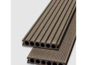 Sàn gỗ ngoài trời AWood AD140x25-6 Coffee