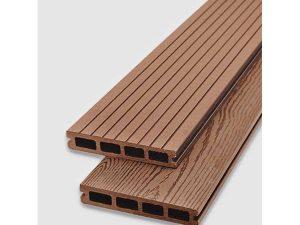 Sàn gỗ ngoài trời AWood HD140x25 Brown