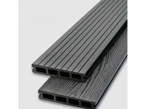 Sàn gỗ ngoài trời AWood HD140x25-4 Darkgrey