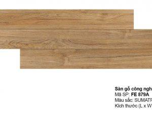 Sàn gỗ Inovar FE879 dày 12mm khe U bản nhỏ