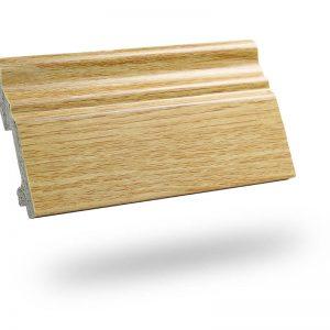 Len chân tường nhựa cao 7.5cm SPO-13