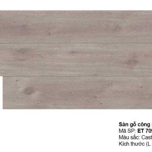 Sàn gỗ Inovar Elite ET709 dày 8mm hèm V