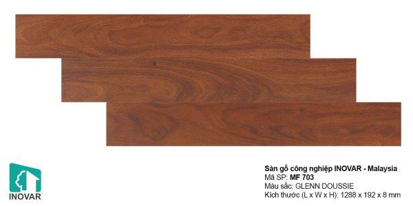 Sàn gỗ Inovar MF703 dày 8mm