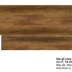 Sàn gỗ Inovar Traffic Zone TZ332 dày 12mm