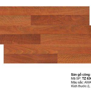 Sàn gỗ Inovar Traffic Zone TZ636 dày 12mm