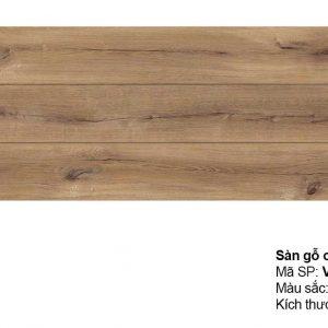 Sàn gỗ Inovar VG321 dày 12mm khe V bản nhỏ