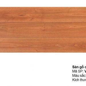 Sàn gỗ Inovar VG330 dày 12mm khe V bản nhỏ