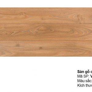 Sàn gỗ Inovar VG560 dày 12mm khe V bản nhỏ