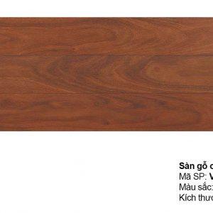 Sàn gỗ Inovar VG703 dày 12mm khe V bản nhỏ