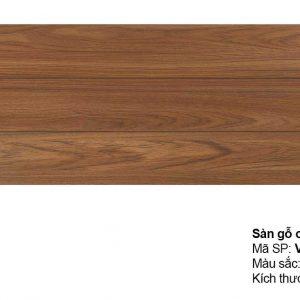 Sàn gỗ Inovar VG801 dày 12mm khe V bản nhỏ