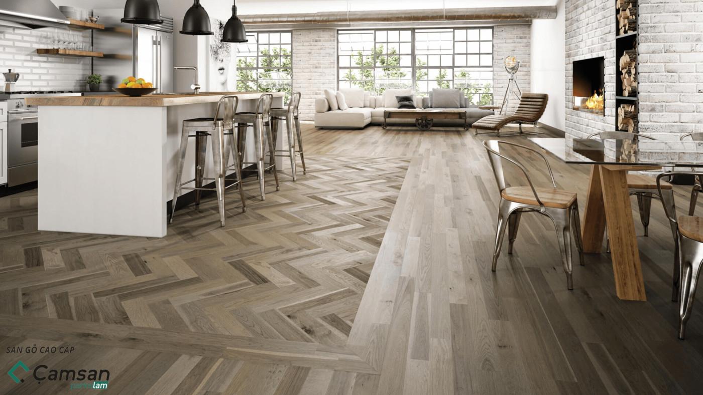 Sàn gỗ Morser