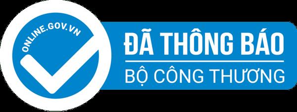 Logo đã thông báo Bộ Công Thương