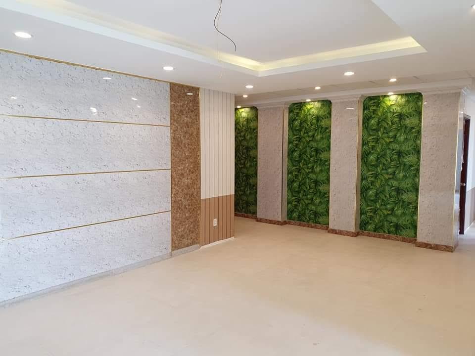 Tấm PVC vân đá ốp tường