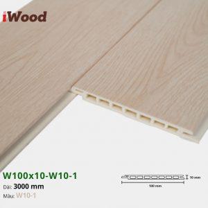 Tấm ốp tường trần iWood W10-1