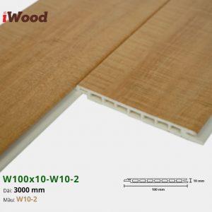 Tấm ốp tường trần iWood W10-2