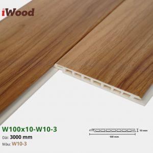 Tấm ốp tường trần iWood W10-3
