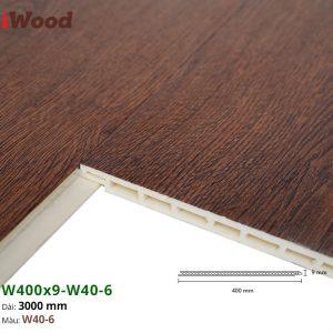 Tấm ốp tường trần iWood W40-6