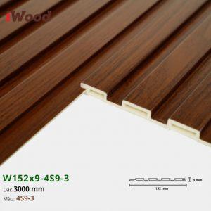 Tấm ốp tường trần 4 sóng iWood 4S9-3